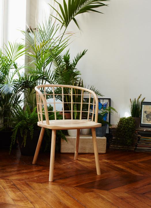 Basket Armchair