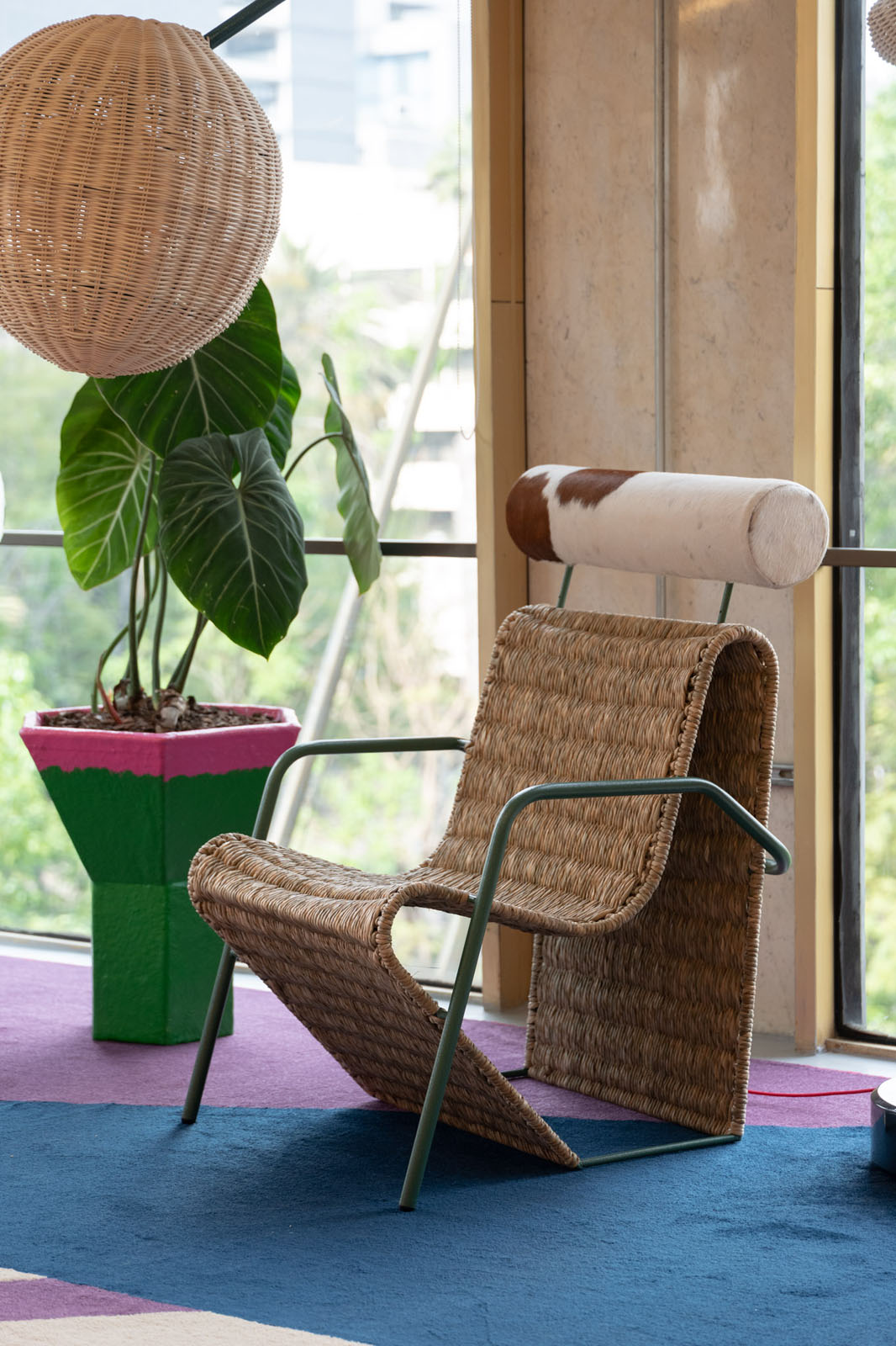 AGO Silla Tropical